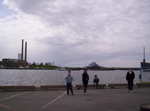 05 Pier at Oswego Maritime Marina
