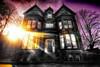 My House (BarneyF) Tags: sun house color building liverpool victorian lensflare hdr capitalofculture liverpool08 selectiveorton betterthangood proudshopper