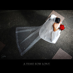 A Time for Love (Soul101) Tags: wedding portrait woman love bride walk aisle occasion nikond40 superaplus aplusphoto diamondclassphotographer soul101