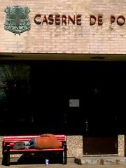 GWIM Caserne de Po... (sophos) Tags: hobo sdf caserne mtlunguessed gwim