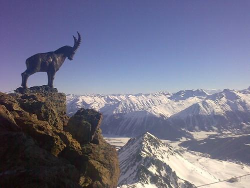 Piz Nair, (St. Moritz)