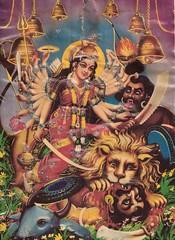 Mahishasur Mardini (Ash_Patel) Tags: durga shakti amba devi chandi ambe chotila chamunda jagadamba navadurga kotda mahishasur mardini navdurga adhyashakti mahashakti