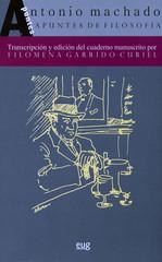 Apuntes de Filosofa de Antonio Machado, presentado en Baeza (Universidad Internacional de Andaluca (UNIA)) Tags: baeza
