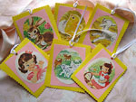 Farm Babies or Little Ducks Gift Tags<p>Two different sets of 6 available