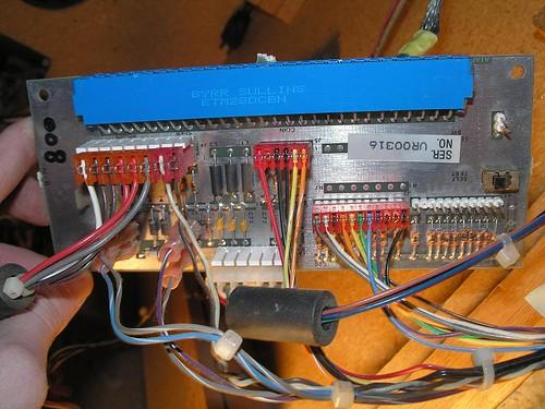Weird Jamma Harness/Power supply Help - KLOV/VAPS Coin-op ... on