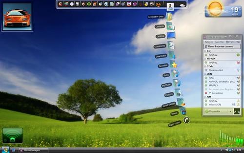 Vista Screenshot. by rianvanu.