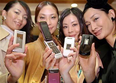 Japanese Handphones