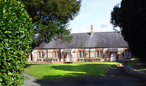Alms houses, Ruthin