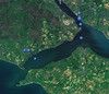 Solent Photo Map