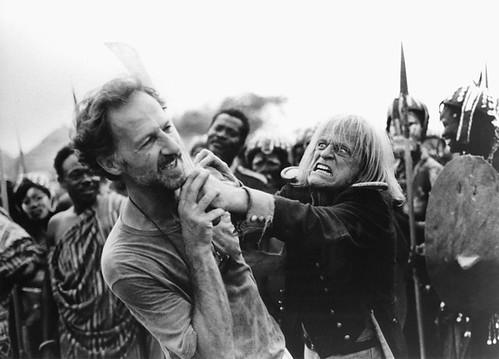 Werner Herzog en Perú