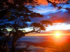 北大武日出 Sunrise at Mt. North Dawu