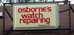 Osborne's Watch Repairing
