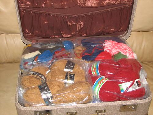 Inside Suitcase #2