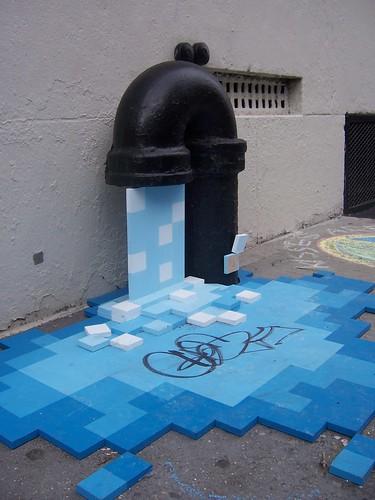 Pixel Pour Tagged
