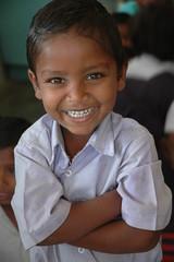 Balwadi child 1