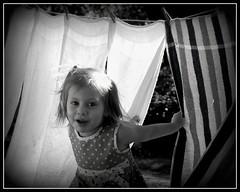 Wash Day (MsMimiSmeeks) Tags: white black blackwhite holga hannah laundry towels clothesline clothespins platinumphoto newacademy theperfectphotographer goldstaraward 52wabu19
