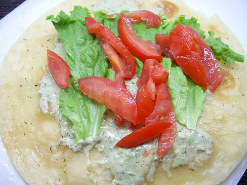 2 Trout Burrito