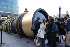 Telectroscope, London