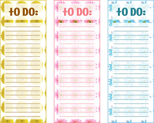 Dudo Kemol Printable To Do List