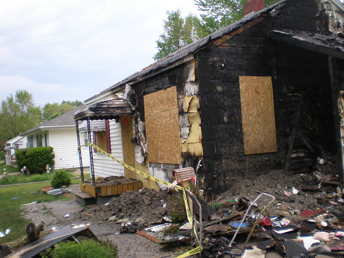 Yet another look at the damage