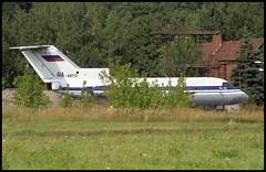 RA-48112 - Moscow Zhukovsky (ZHU) 17.08.2001 (Jakob_DK) Tags: 2001 maks2001 zia uubw moscow moscowzhukovsky rskmig yakovlev yak yakovlev40 yak40 codling