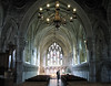 Light in Darkness (HannyB) Tags: uk church interestingness bravo 100v10f saintalban 30faves30comments300views