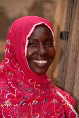 Muslim Woman (Peter Schnurman) Tags: africa woman hijab ghana volta muslimwoman hohoe