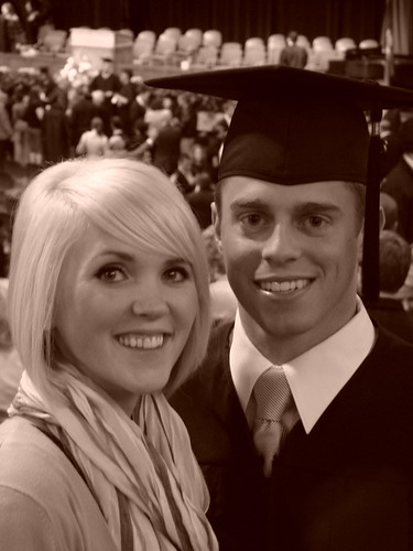 Danny's Graduation April 2011