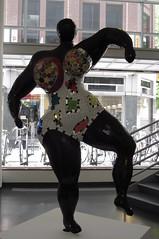 'Niki de Saint Phalle' Schunck Heerlen (FaceMePLS) Tags: sculpture art museum kunst nederland thenetherlands sculpuur exhibition polyester expositie tentoonstelling kunstwerk heerlen glaspaleis facemepls exhibitie canong12 frenchamericansculptor