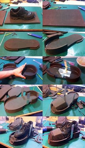 The Feet (Shoe)