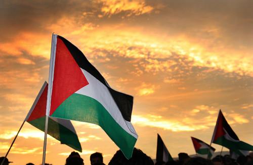 Por una Palestina libre...