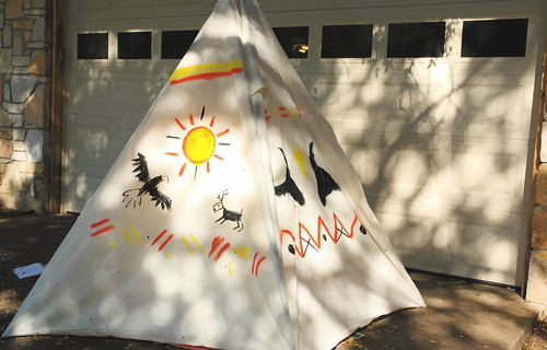Our Tepee