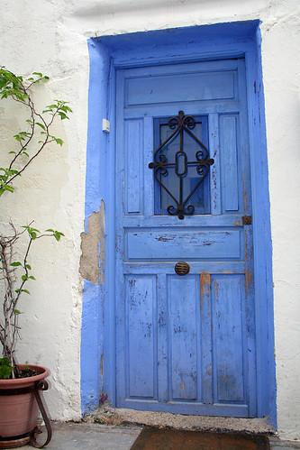 Blue Door - Spain