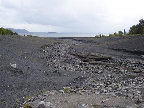 Río de lava