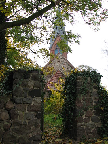 Zugang: Dorfkirche Großziethen