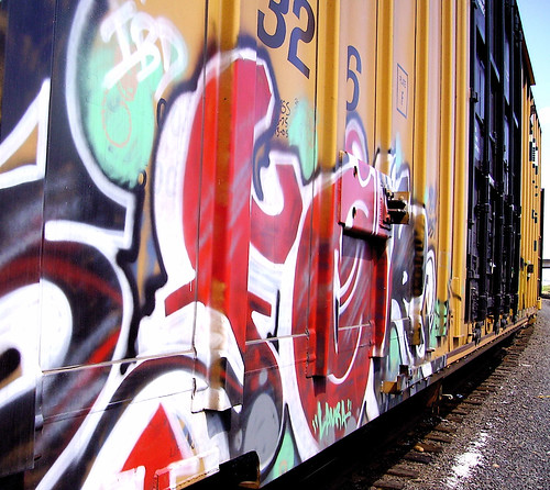 Train Left by Kristin Wall