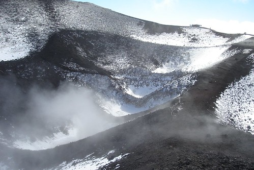 View from Etna
