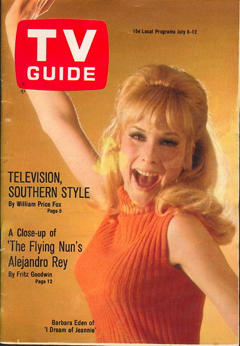 Tv Guia Barbara Eden Mi Bella Genio