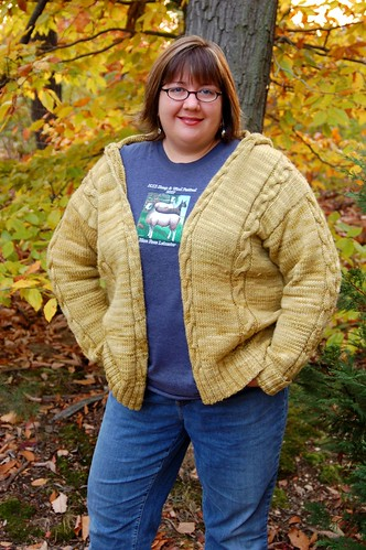 Knitting Pattern Central Park Hoodie : Javajems: The Central Park Hoodie is done!!!