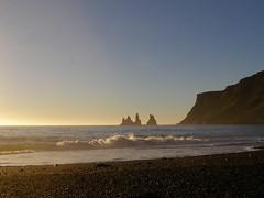 Todays rock picture - Drangar dagsins (Harpa J) Tags: iceland sland vk reynisdrangar reynisfjall abigfave diamondclassphotographer