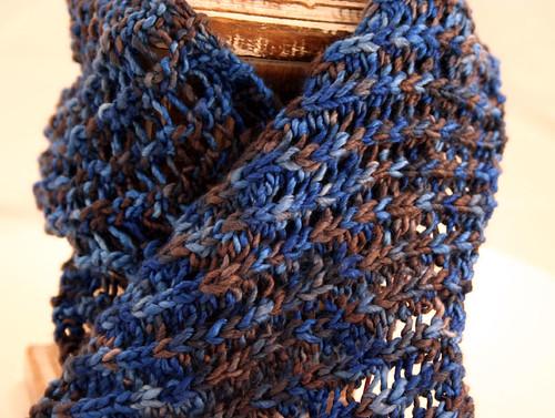 bias scarf