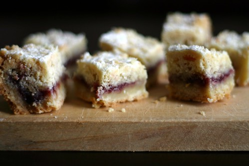 austrian raspberry shortbread | smitten kitchen