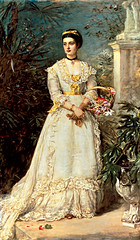 The Marchioness of Huntly by Millais (Martin Beek) Tags: portrait victorian tutorial millais royalacademy preraphaelitebrotherhood victorianart johneverettmillais victorianpainting marchionessofhuntly theartofjohneverettmillais johneverrettmillais
