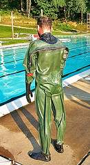 AqualaPool (boyddiver) Tags: drysuit aquala