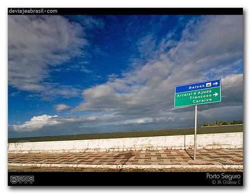 Porto Seguro, Arraial d'Ajuda, Trancoso, Caraiva