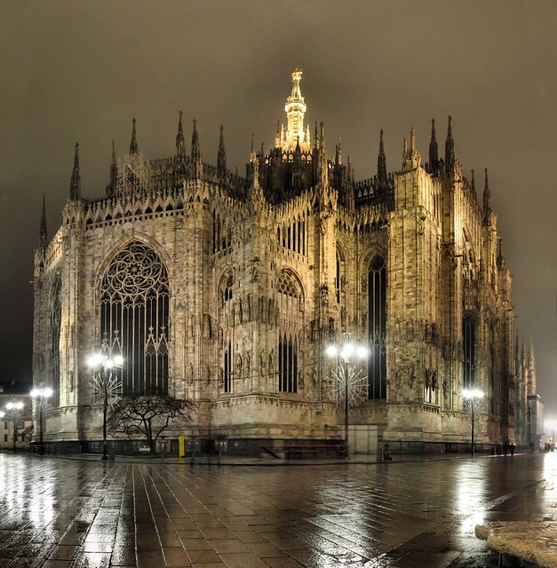 Milan Italy  city photos gallery : Milan Cathedral, Milano Italy