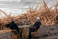 Isn't it good, Norwegian wood? (the jonb) Tags: wood worthing flotsam washedup jetsam norwegianwood iceprince