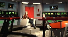 Star Trek: The Tour Original Bridge