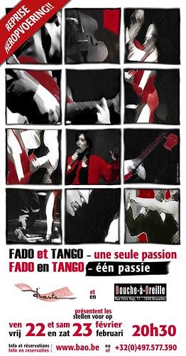 Fado & Tango - une seule passion