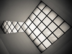 Like an oversized arrow (manganite) Tags: windows light sky bw sculpture white abstract black tower art geometric topf25 glass monochrome lines architecture modern digital buildings germany dark geotagged concrete interestingness nikon europe tl squares steel perspective monotone explore arrows walls d200 nikkor dslr turm vignette erwin neuss hombroich museumsinsel northrhinewestphalia 10faves interestingness42 interestingness79 i500 18200mmf3556 utatafeature manganite nikonstunninggallery ipernity heerich abigfave minkel date:year=2008 geo:lat=51146136 geo:lon=6659667 date:month=february date:day=9 format:ratio=43